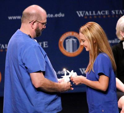 Wallace State Nursing graduates
