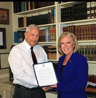 Scholarship fund established in honor of North Alabama pastor Eldridge Criscoe