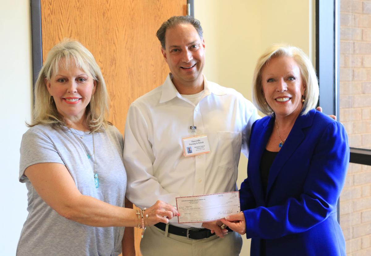 Hanceville Nursing and Rehab Center supports of nursing program