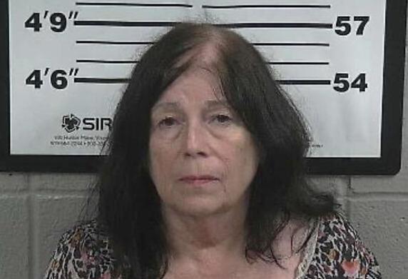 Marsha Byrd arrested