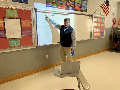 Teacher Nick White