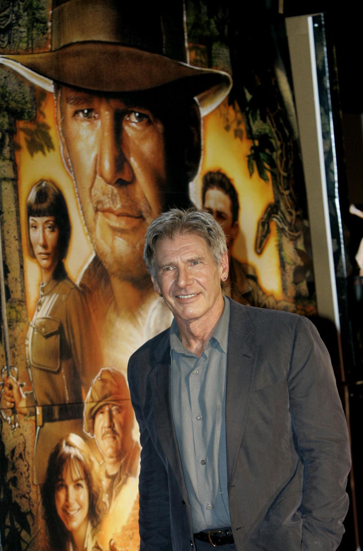 Update 2) Harrison Ford crash lands vintage plane on golf course | News |  cullmantimes.com