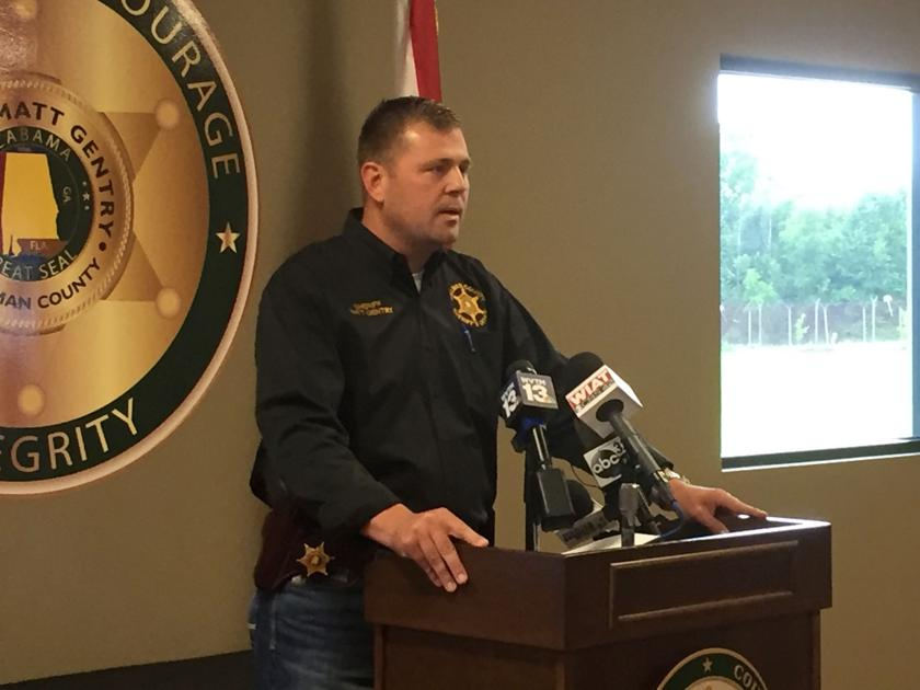 Sheriff Gentry responds to lawsuit over food money | News ...