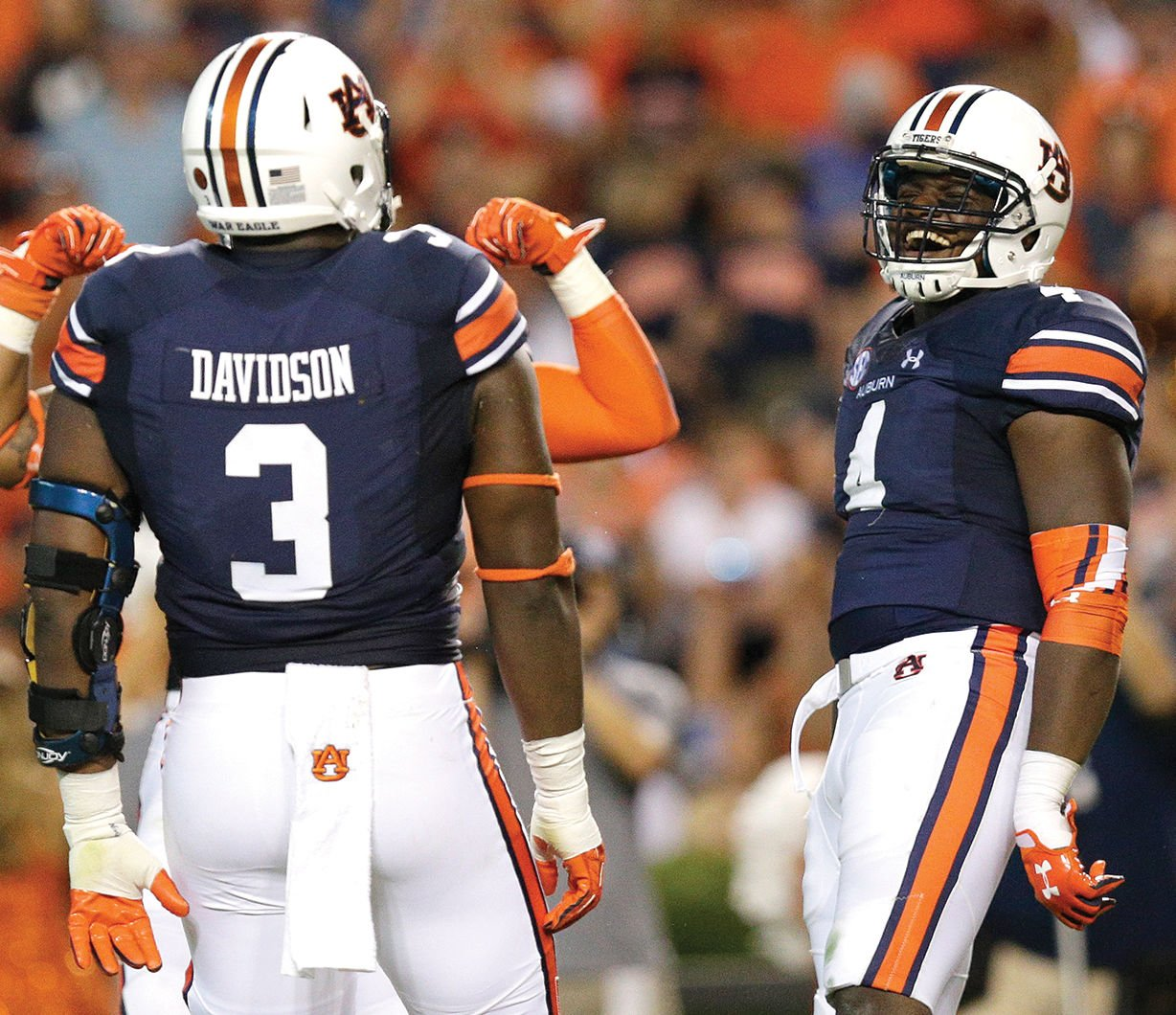 Things To Look For: #13 Auburn vs. #3 Clemson