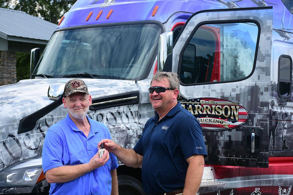 R E  Garrison honors veterans with custom wrap | News