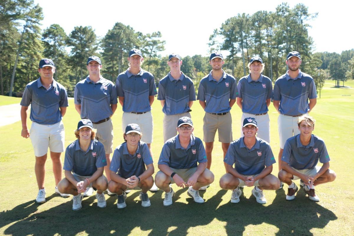 WSCC Golf