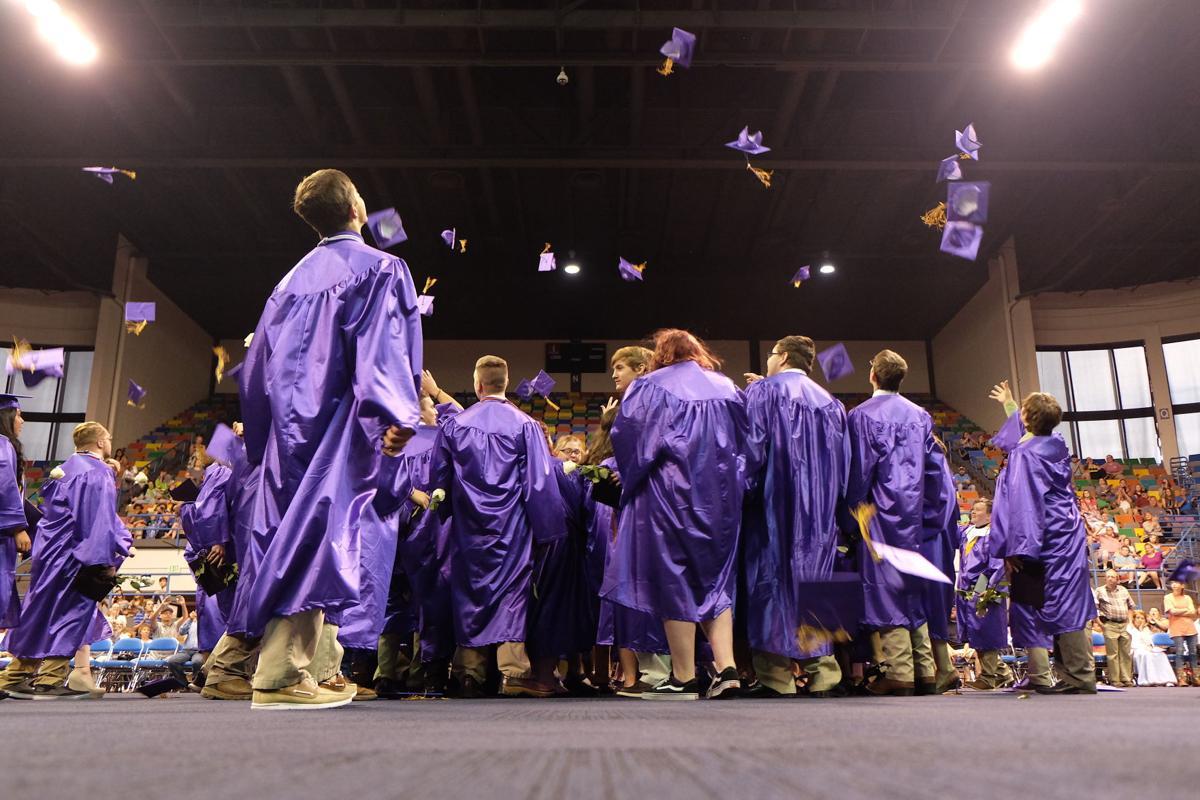 Hanceville graduation 2018