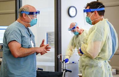 Virus Outbreak-Health Care Frustrations