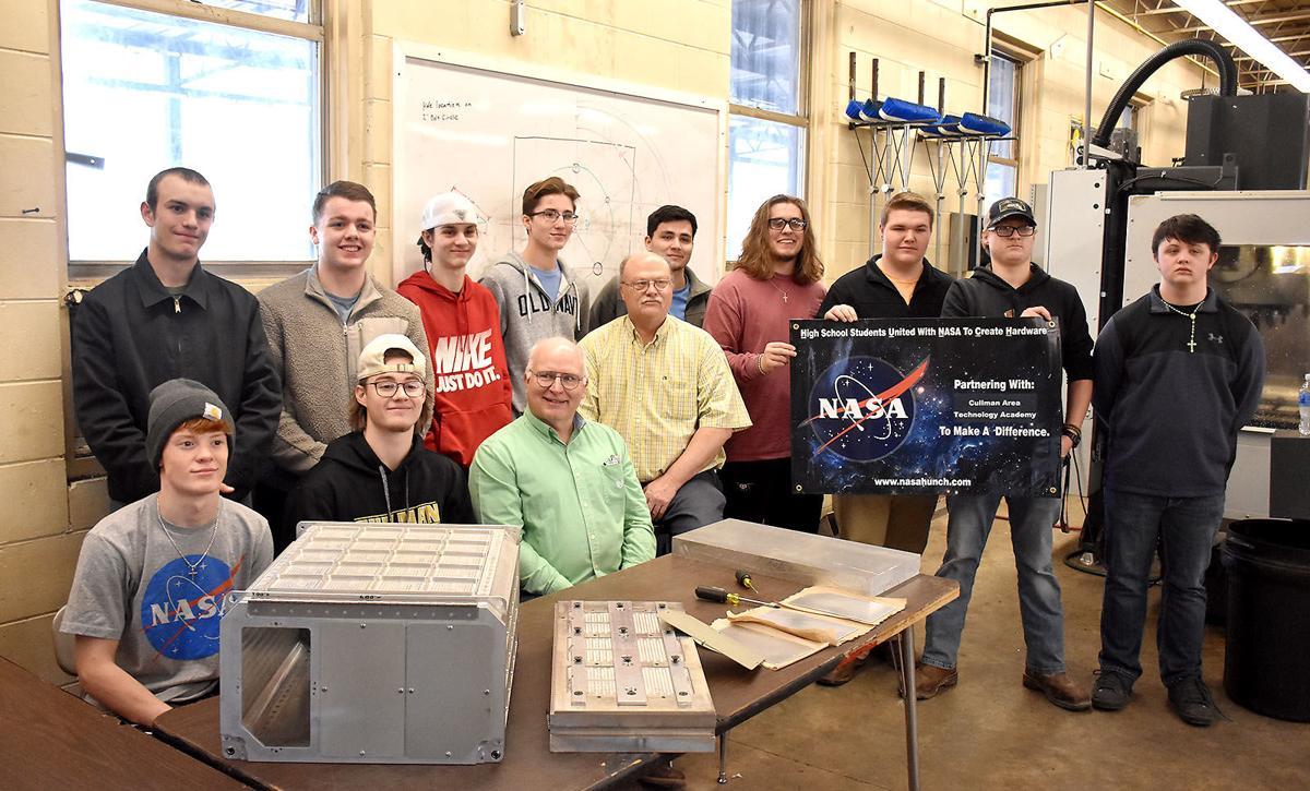 Cullman Area Technology Academy's precision machining program