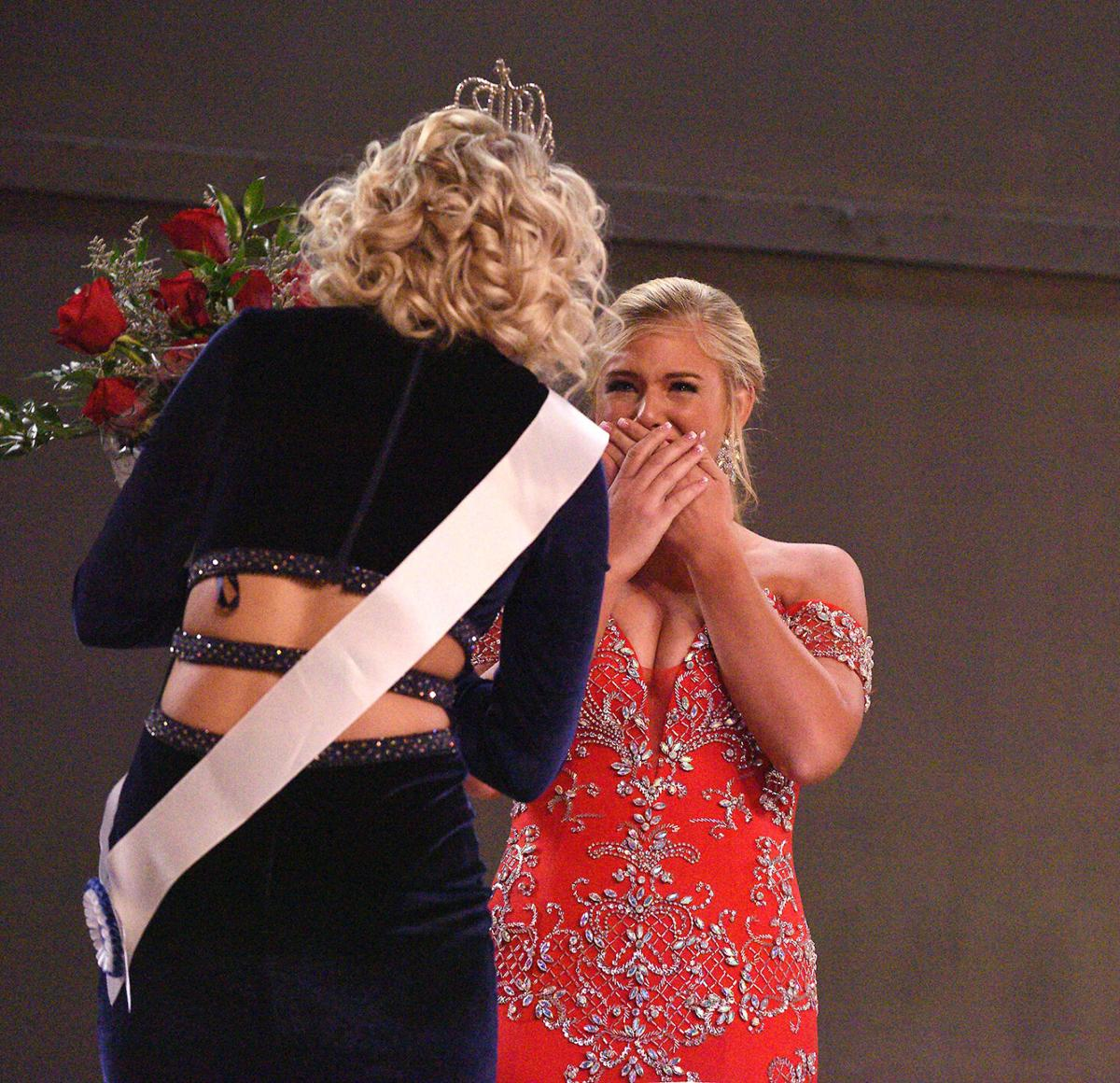 Ashley Mann crowned fair queen