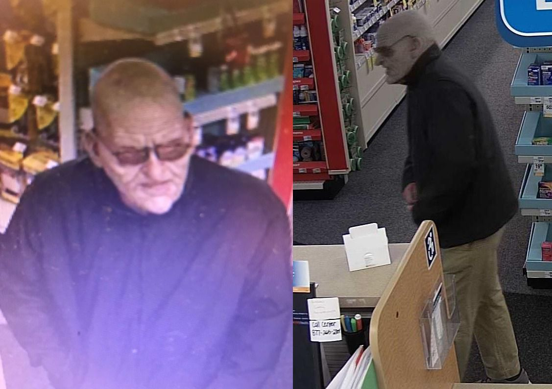 search for masked cvs robber continues news