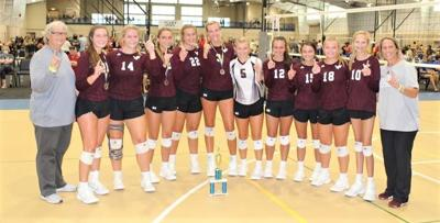 West Point Volleyball