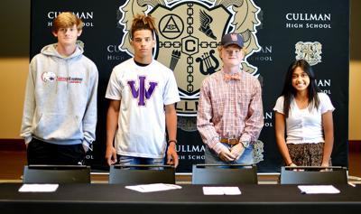 Cullman Athletes