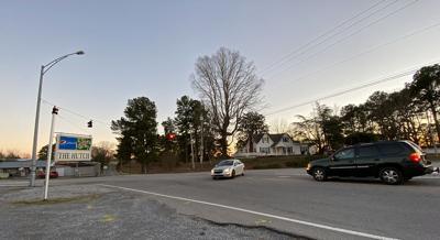 Fairview traffic light