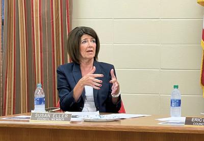 Good Hope Councilwoman Susan Eller
