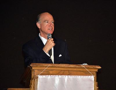 Aderholt talks upcoming election