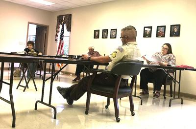 The Dodge City Town Council