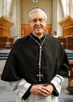Abbot Marcus J. Voss, O.S.B.