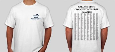 Wallace State Tee