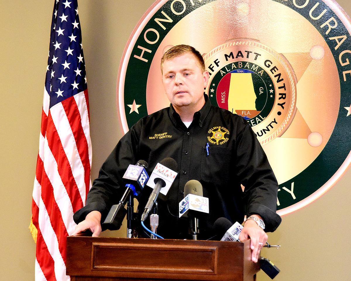 Sheriff Matt Gentry