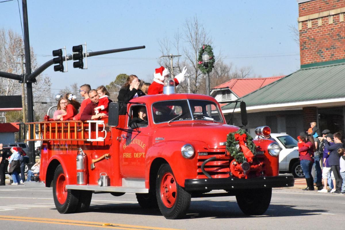 Cullman County Christmas Parade 2019