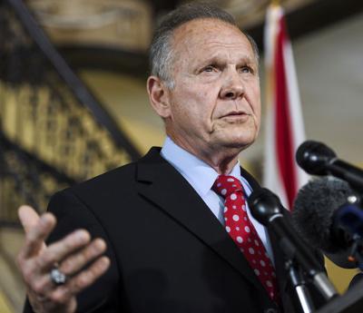 Roy Moore lags in 2020 fundraising, Jones leads