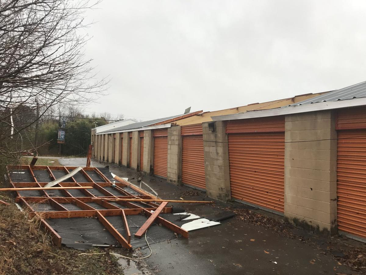 Jan. 11, 2020 storm damage in Cullman County