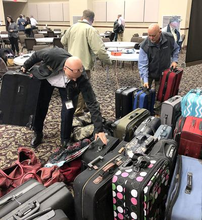 Suitcases for foster children