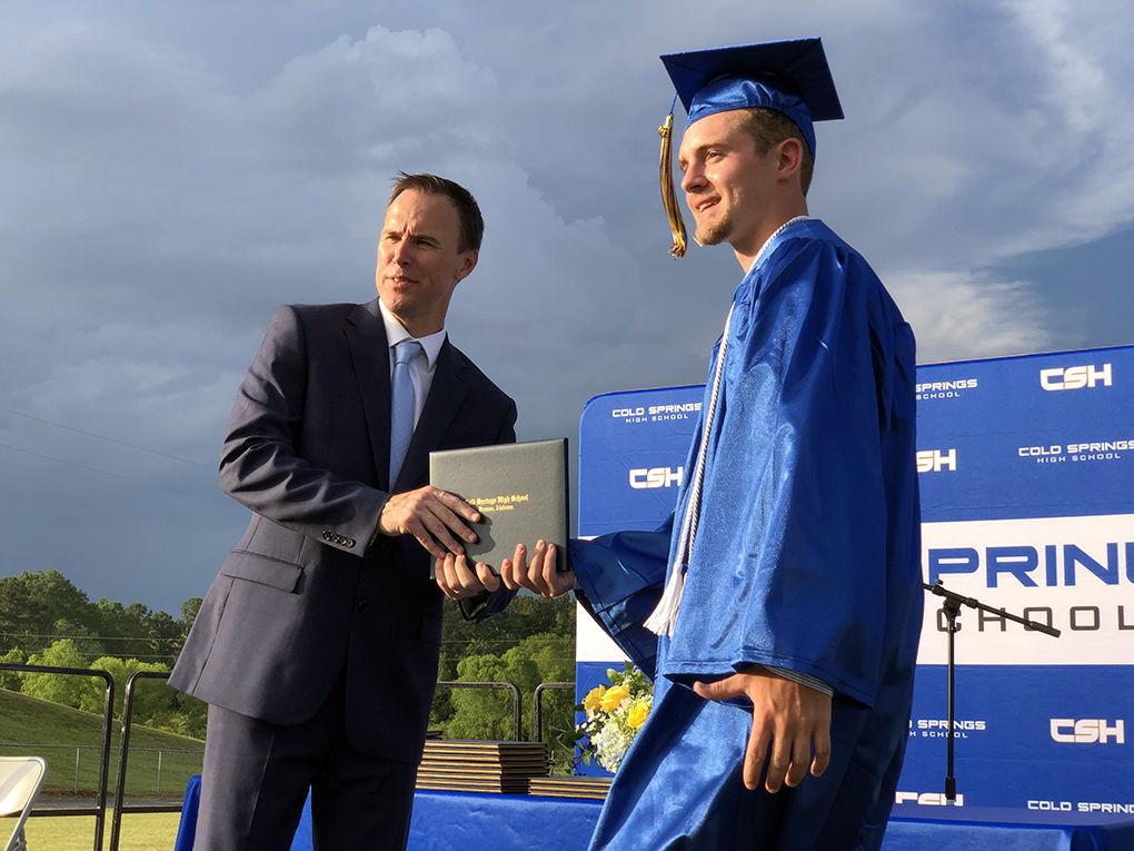 Cold Springs graduation