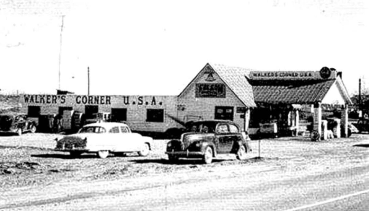 Walker's Corner