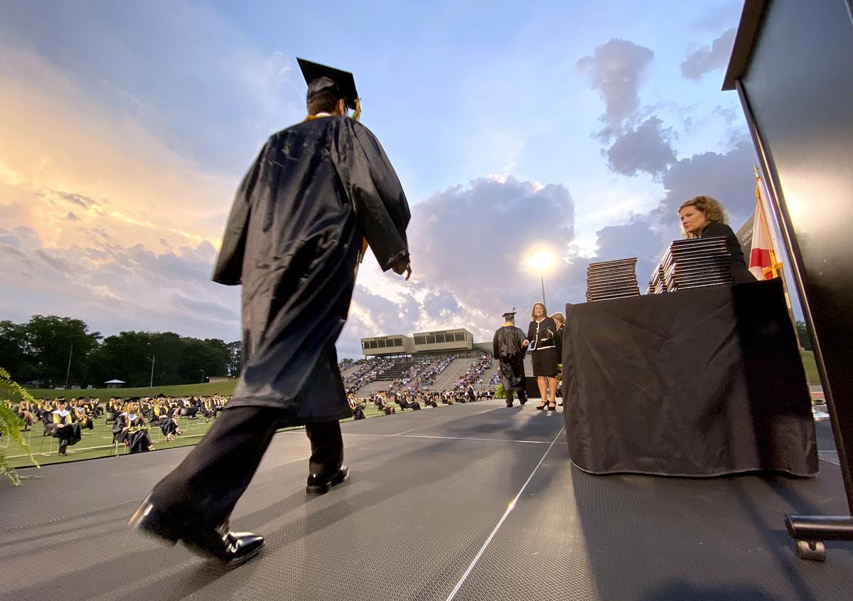 Cullman High School Commencement