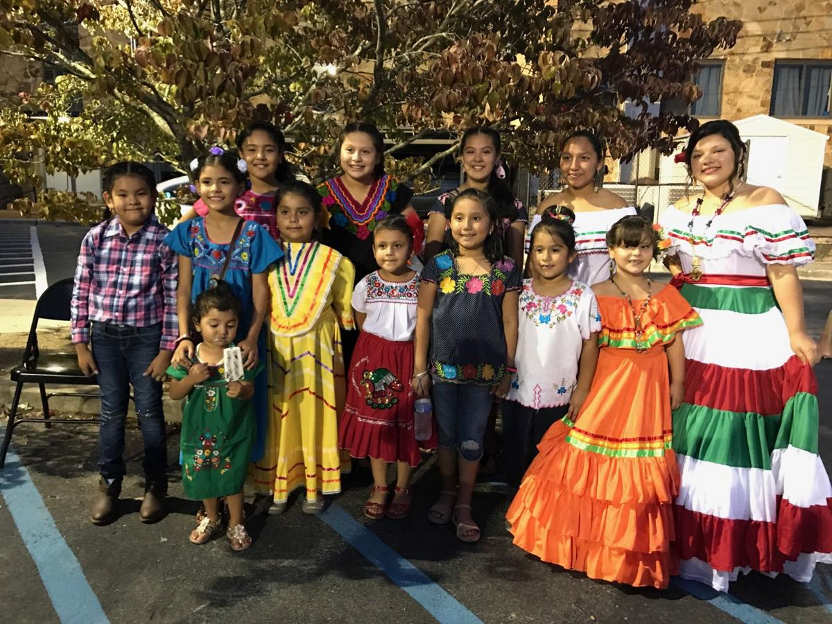 Sacred Heart's fundraiser for Our Lady of Guadalupe Feast Day