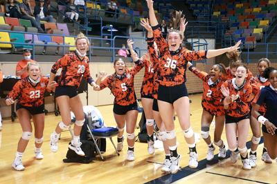 Wallace State Volleyball