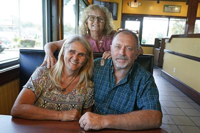 Virus Outbreak-One Good Thing-Kidney Donor-Ex-Wife