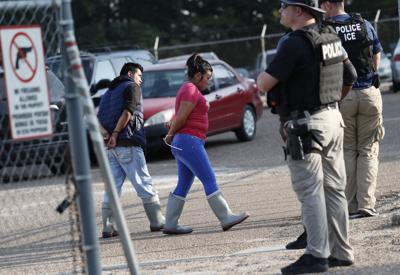 ICE raids food plants in Mississippi | News | cullmantimes com