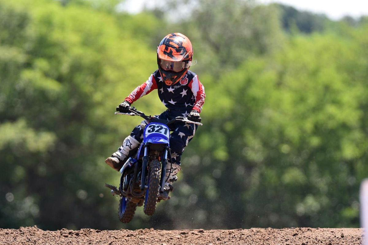 Cullman 5-year-old qualifies for largest amateur motocross
