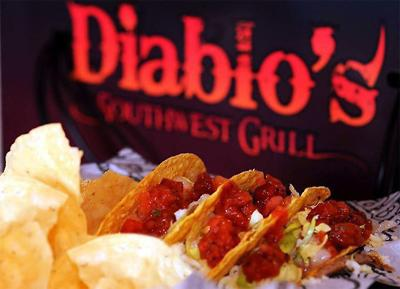 Diablo's open for business; All Steak re-opens