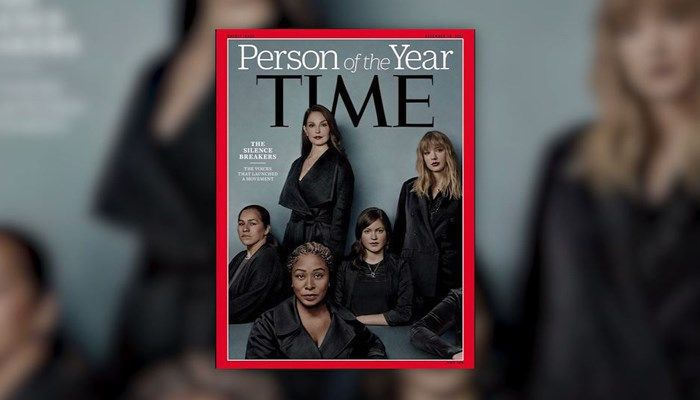 Time names 'The Silence Breakers' as Person of the Year