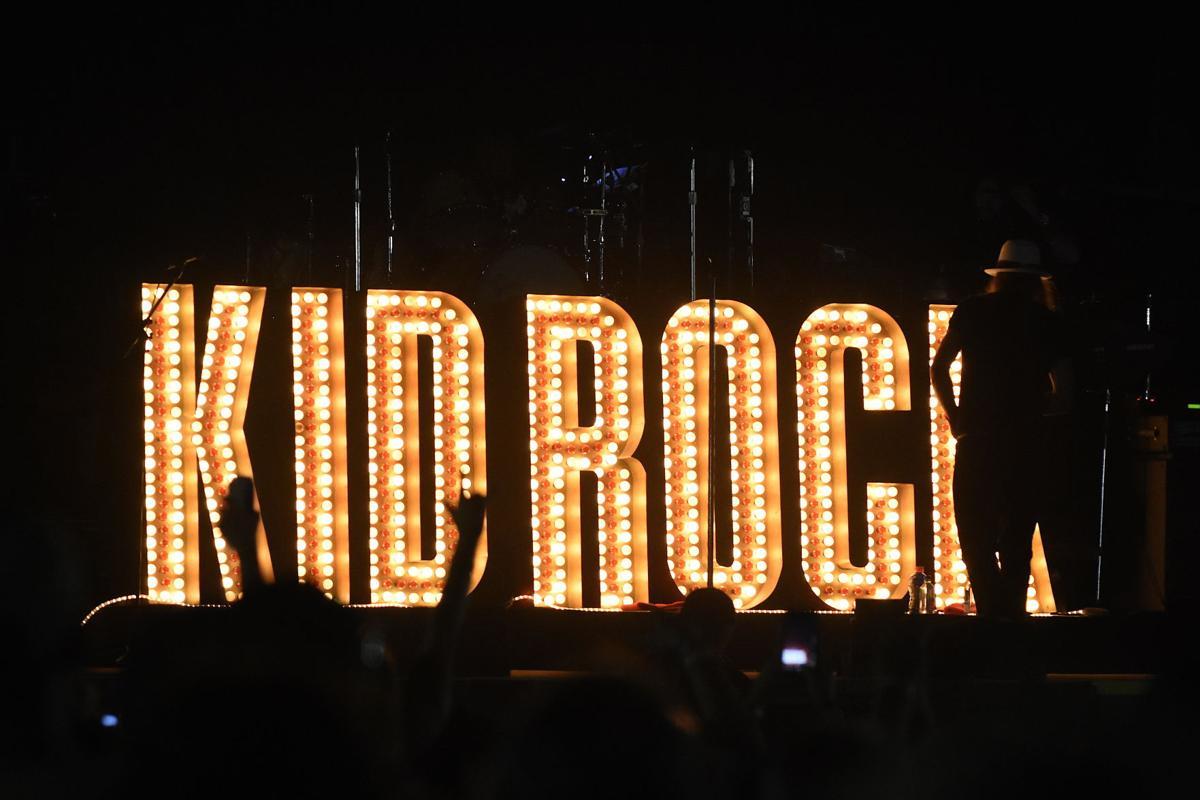 Kid Rock at Rock the South 2019