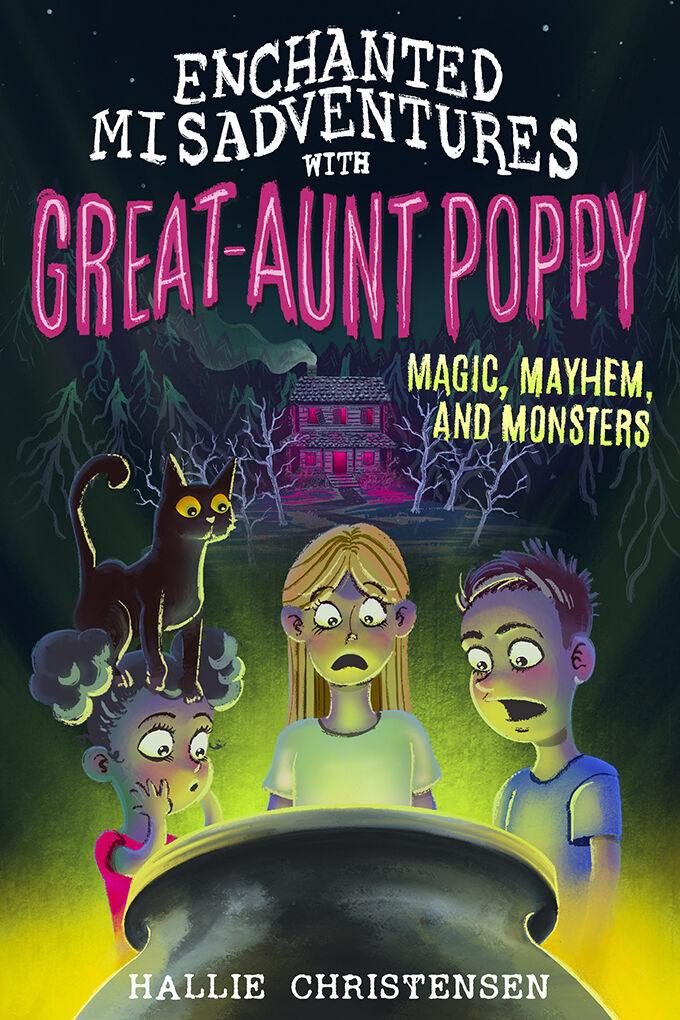 """The Misadventures of Great-Aunt Poppy"""