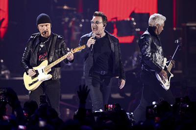 U2 to play full 'Joshua Tree' album on stadium tour | News