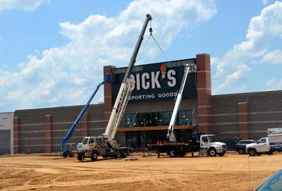 Dick's Sporting Goods sign
