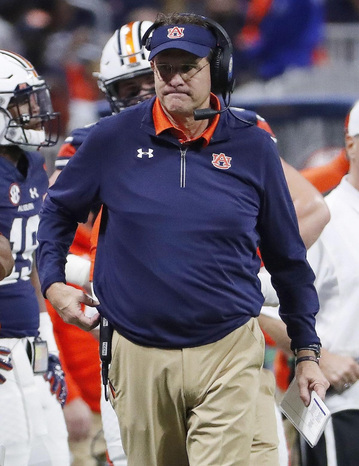 AP Source: Gus Malzahn agrees to new 7-year deal with Auburn