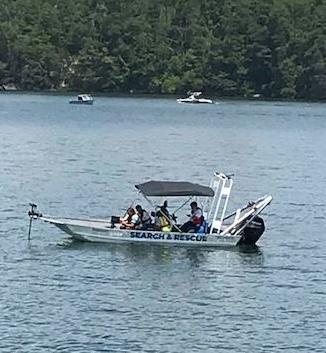 Rescue Smith Lake