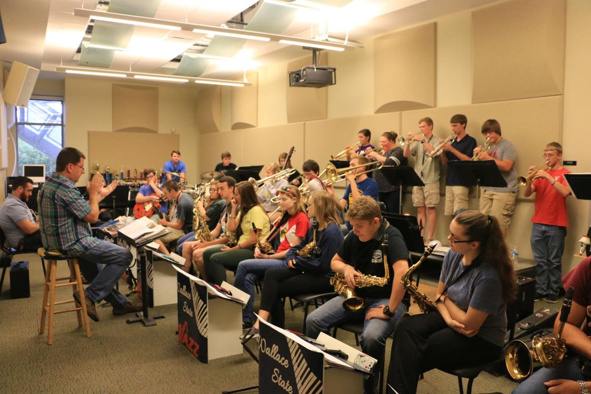 Jazz Band Camp introduces students to Jazz music