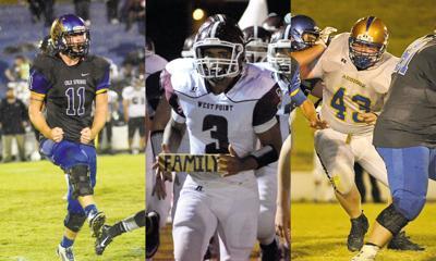 ALL-STATE FOOTBALL: Smith, Hammack, McClendon make 1st-team