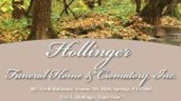 Hollinger Funeral Home | Cremation Supplies Equipment