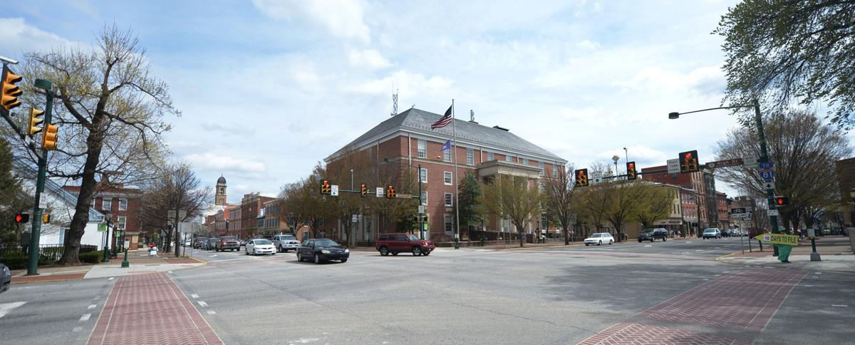 Downtown Carlisle