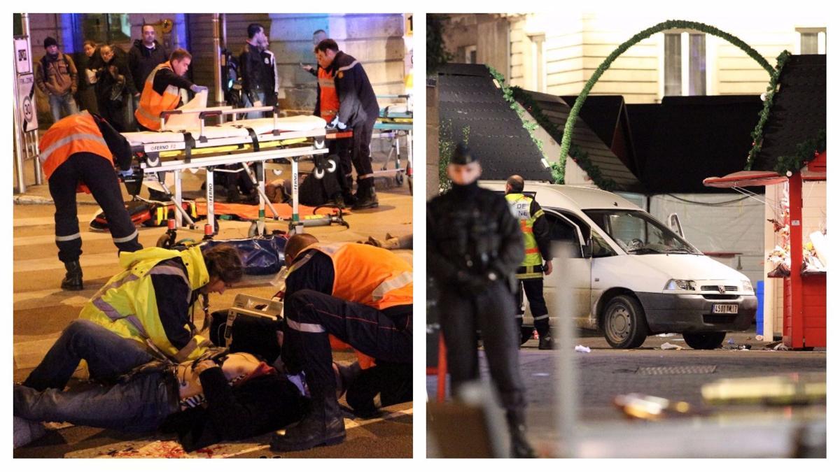 France attacks 2014
