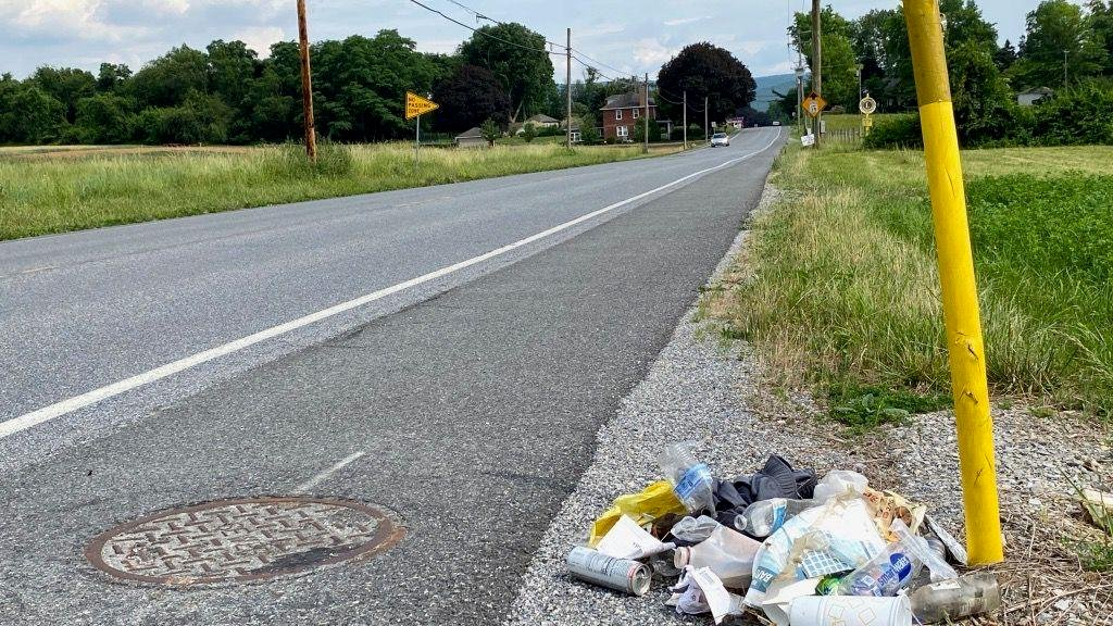 Environmental officials turn to prevention over cleanup as way to address littering in Cumberland County